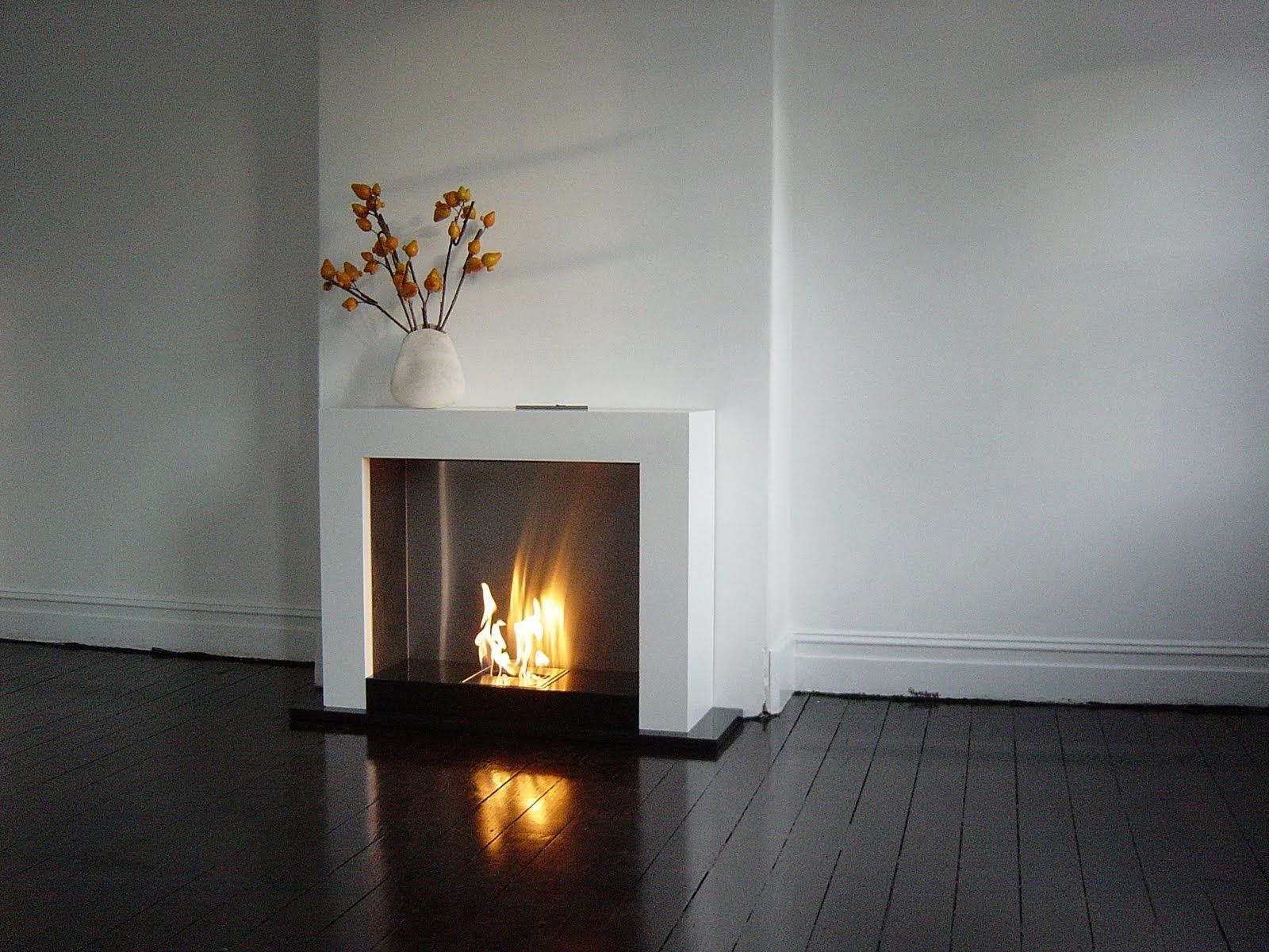 EcoSmart: Oxygen Ventless Fireplace · Click Above Image For A Large  Detailed View