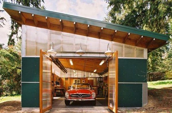 Moderne Garagen moderne garagen klassisches design moderne garagen 30 originelle