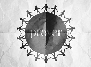 Praying for friends, family, community, nation and the whole