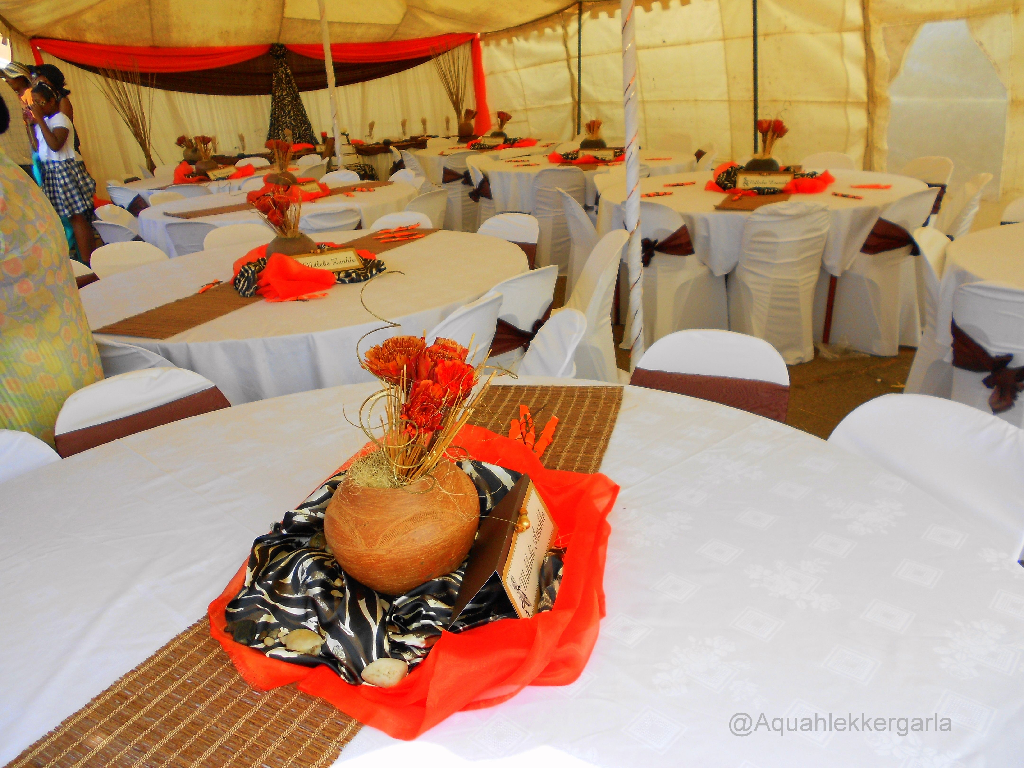 Zulu wedding decor pictures google search african for African themed wedding decoration ideas