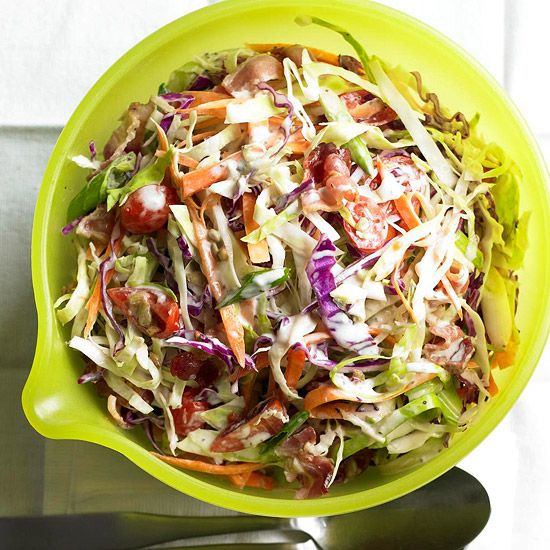 Better Homes And Gardens Coleslaw Recipe