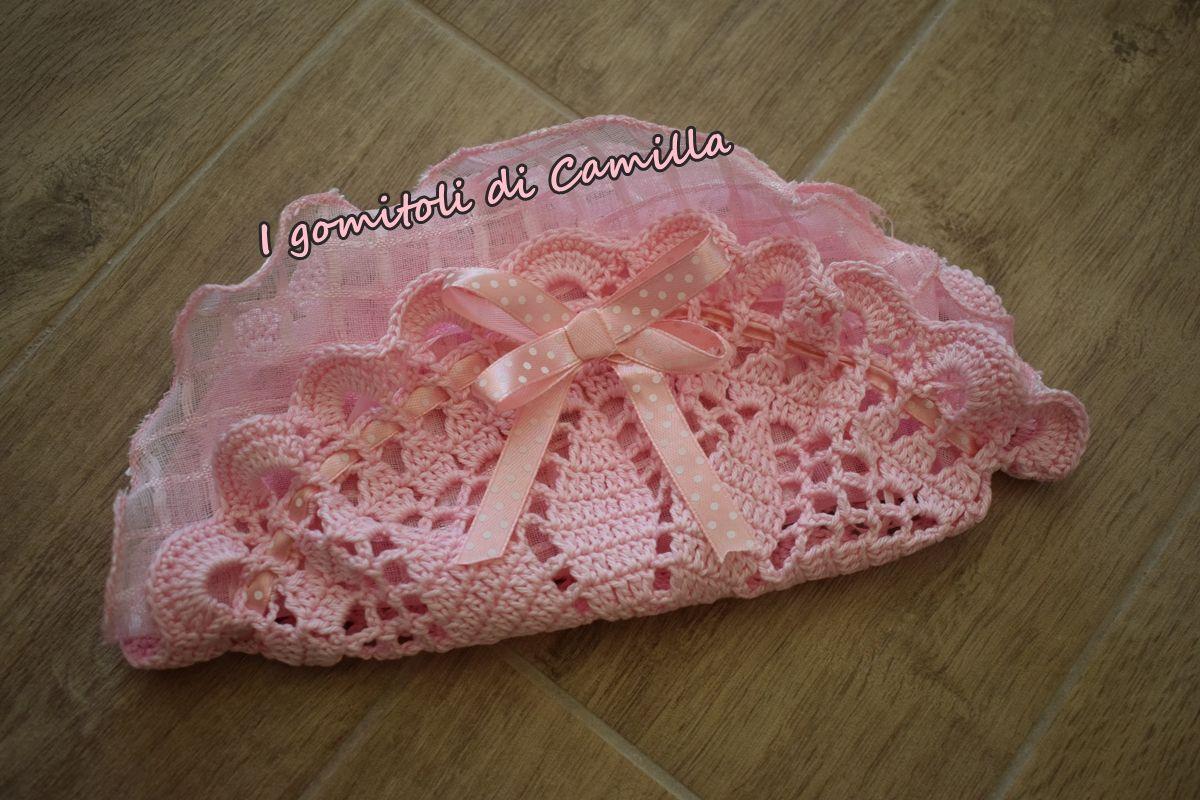 Centrino Per Bomboniera A Uncinetto I Tutorial Di Camilla Crochet