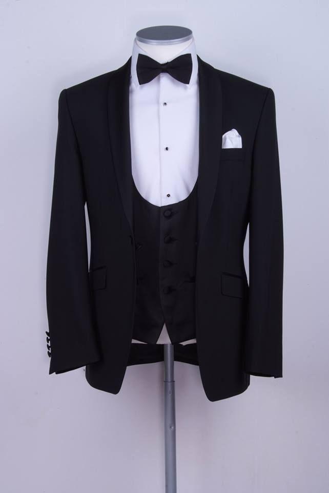 Black Slim Fit Dinner Suit Tux Www Anthonyformalwear Co Uk