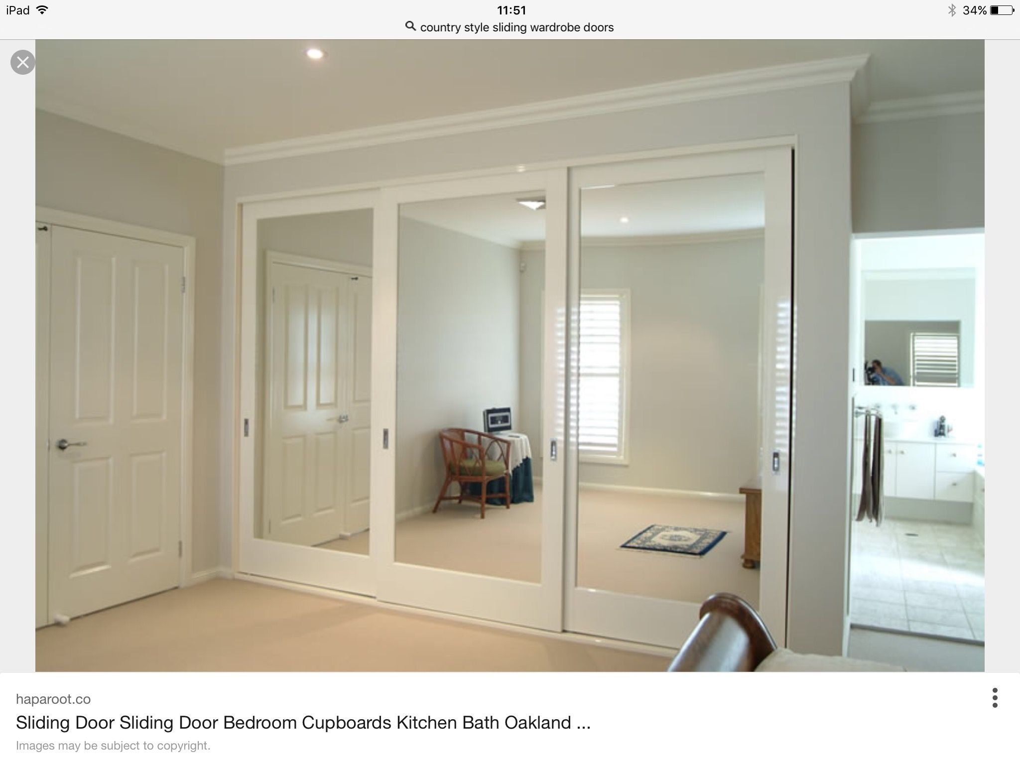 Sliding Wardrobe Doors Mirror