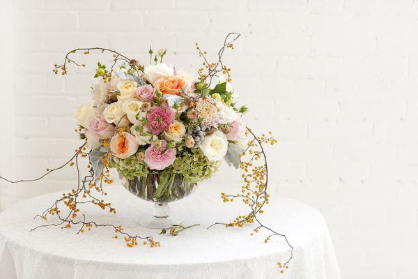 Spring wedding flower trends spring wedding flowers spring photographer chudleigh weddings wedding flowers blooms and co branches event floral julie prince flowers and roots via ruffledblog mightylinksfo