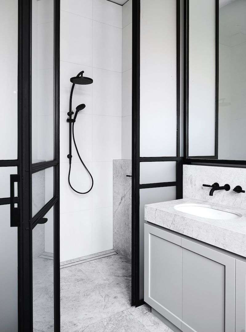DRF Residence / Mim Design | Bathrooms | Pinterest | Interiors, Bath ...