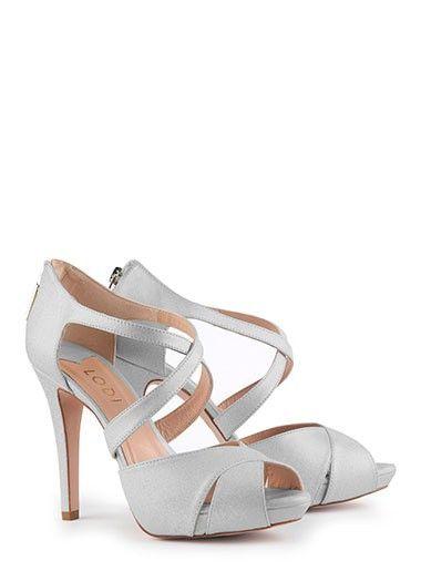 especial goya plata lodi par | boda | pinterest | zapatos plata