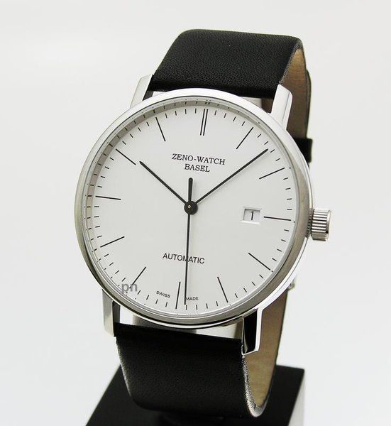 ZenoWatch Basel Bauhaus Automatic Model3644i3 Band