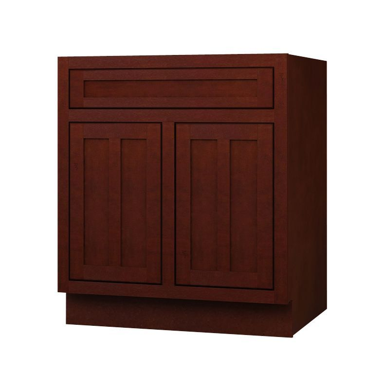 Sagehill Designs Ldb30s Base Cabinets Cabinet Drawers Double Doors