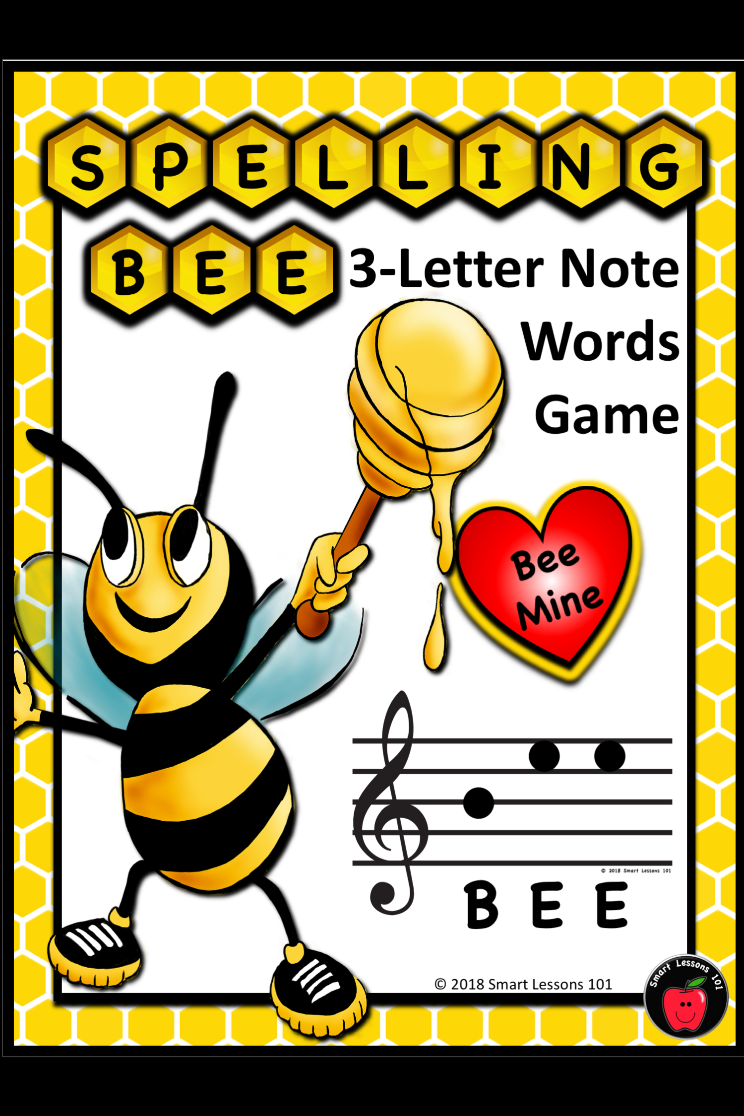 Valentines Day Music Bundle Note Name Music Worksheets
