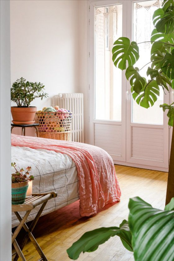 Urban Jungle: Living and Styling with Plants - Slaapkamer