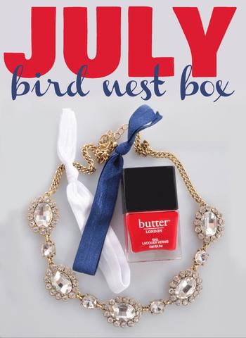 Bird Nest Subscription – DejaVu