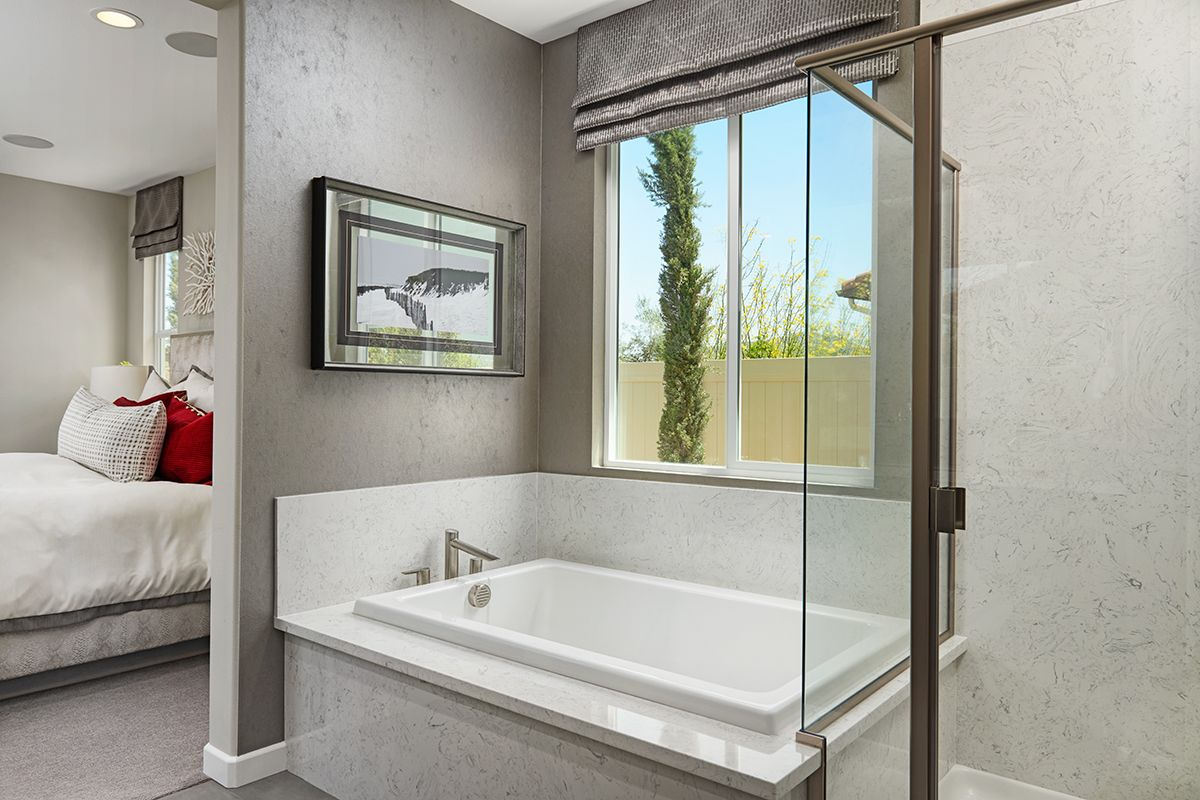 Just Add Candles In 2020 Bathroom Design Model Homes Home Buying