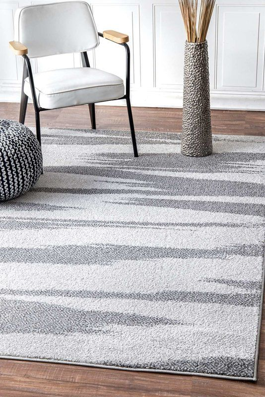 Joondalup Gray Area Rug With Images
