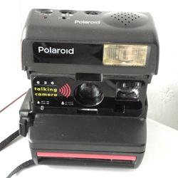 Polaroid 636 Talking Camera Instant Film Camera Polaroid 636 Instant Photography