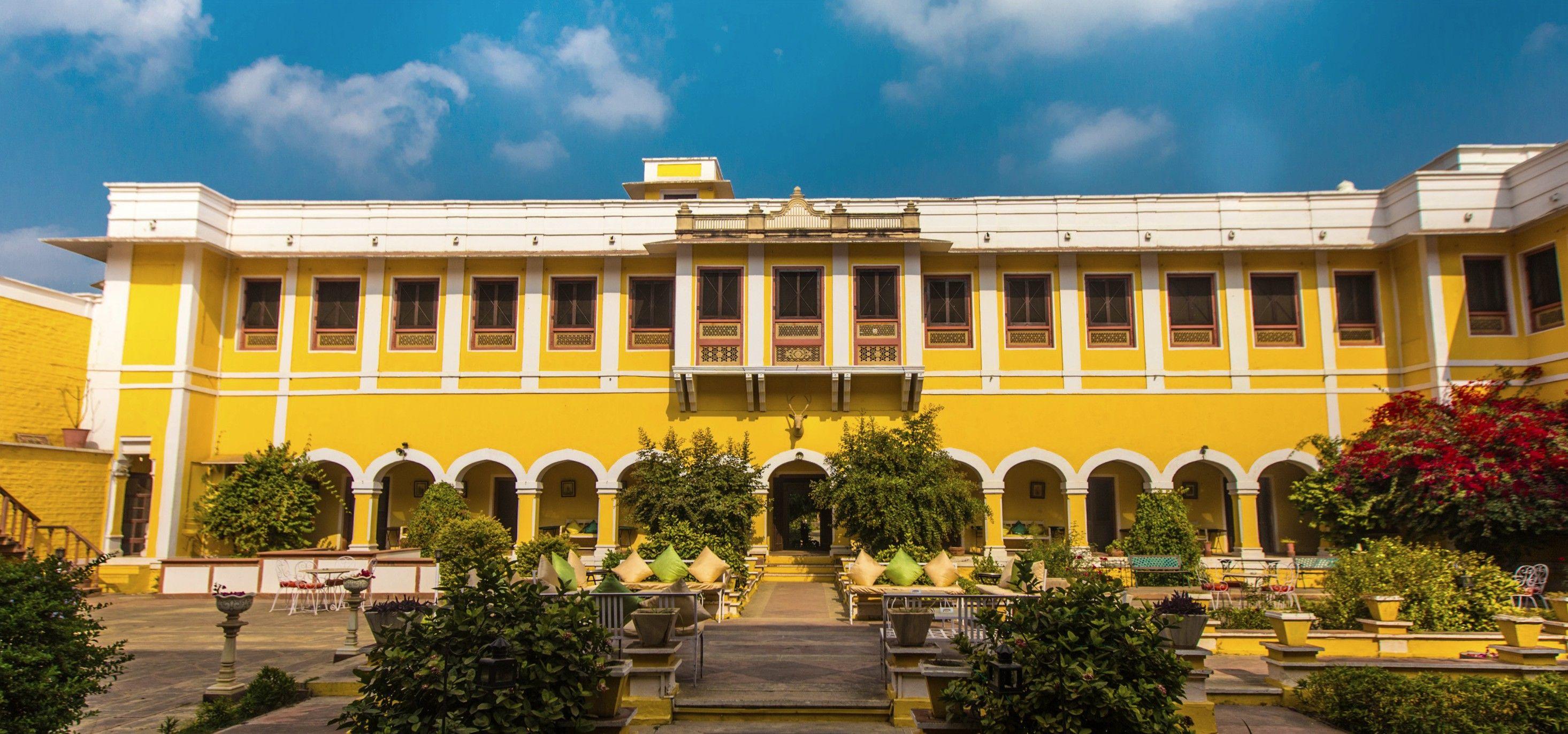 Bhanwar Vilas Palace Karauli Hotel Was Built By The Maharaja In  # Muebles Gayatri
