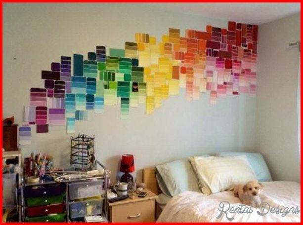 Cool Decorating Apartments You Can T Paint Apartment Wall Decor Cool Wall Decor College Wall Decor