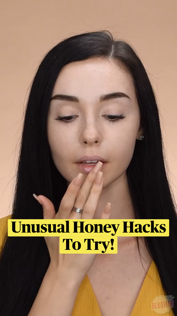 Unusual Honey Hacks To Try!