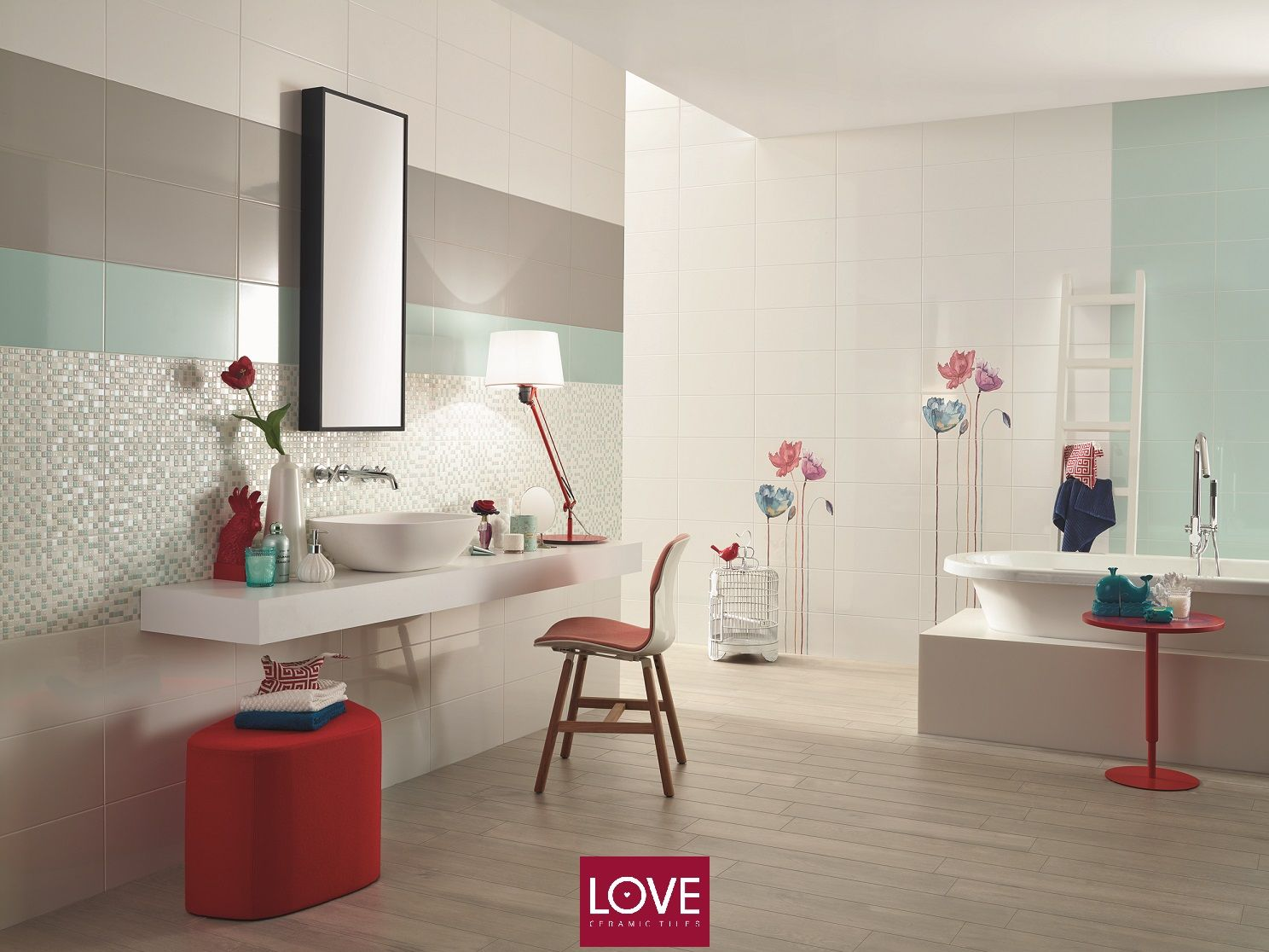 collection acqua by love tiles ceramictiles love. Black Bedroom Furniture Sets. Home Design Ideas