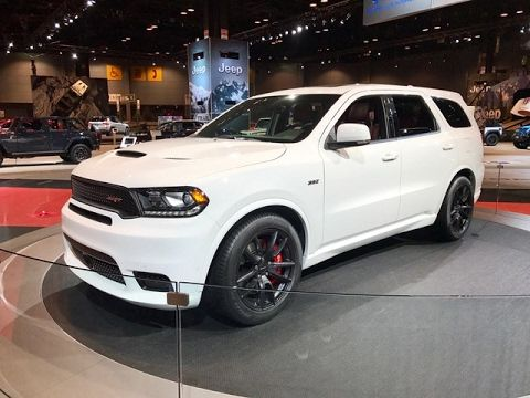 2018 Dodge Durango Best Large Suv For The Sixth Year In A Row Experts