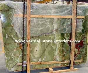 Elite Stone Green Onyx Countertops Slab Products Onyx