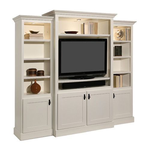 Found It At Wayfair French Restoration Shaker Entertainment Center