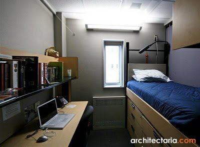 Dormitorios muy peque os como decorar una habitacion muy for Como decorar una habitacion