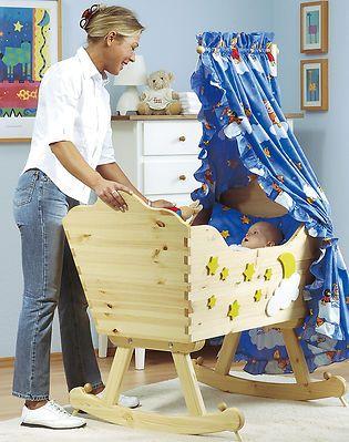 kinderwiege selber bauen wiege neugeborene und richtiger. Black Bedroom Furniture Sets. Home Design Ideas