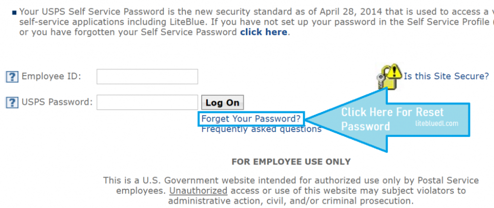 Liteblue Login at Liteblue.Usps.Gov Official Site ! - Liteblue ...
