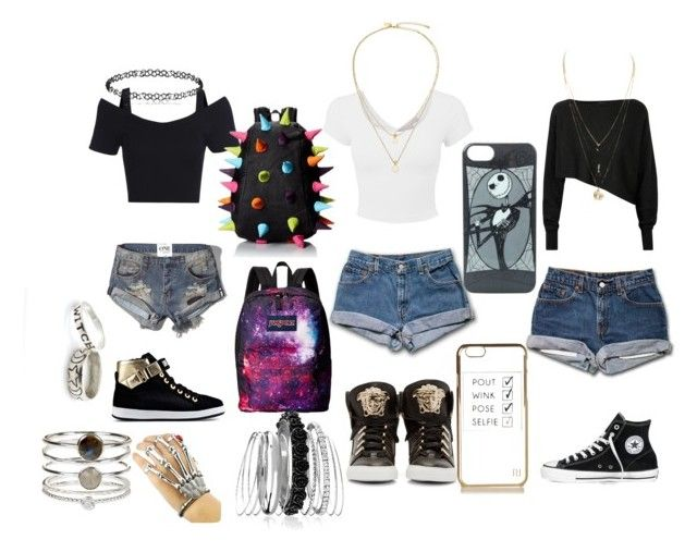 """""""my outfits #4"""" by babygirlchelle on Polyvore featuring art"""