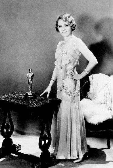 Golden Dreamland Best Actress Oscar Fashion Mary Pickford Fashionable Moments In Film