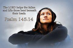 Psalm 145:14 nlt