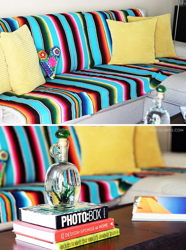 3 ways to decor and add a splash of color to your home with a ...