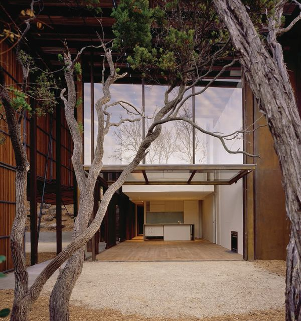 Thinking, making: a Sean Godsell essay | Peninsula House | Australian Design Review