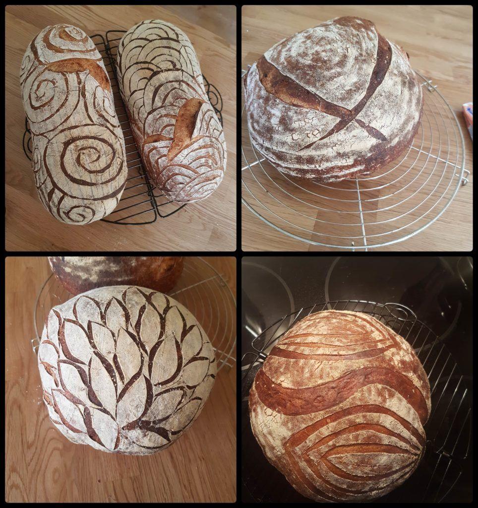 Detailliertes Sauerteig Rezept Mit Vielen Erklarungen Bildern Und Videos Viel Spass Sauerteig Rezepte Sauerteig Brot Backen Sauerteig