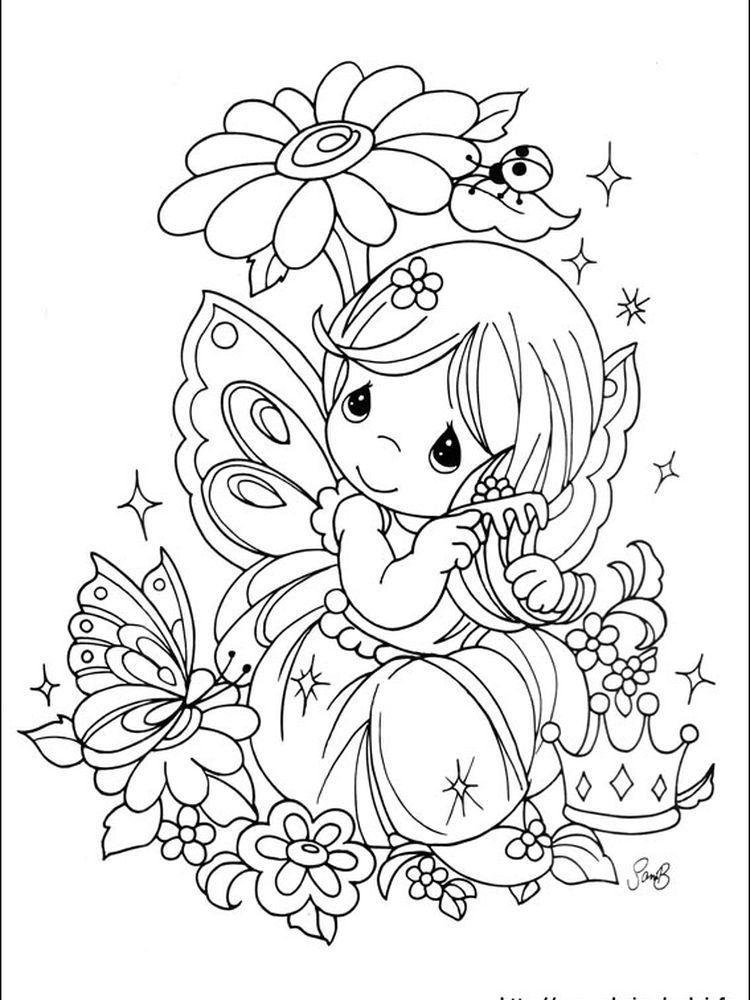 Precious Moments Colouring Pages Printable Following This Is Our Collection Of Pre Precious Moments Coloring Pages Fairy Coloring Pages Mermaid Coloring Pages