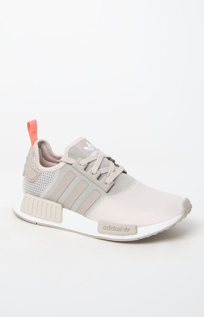 Clothes · Women's NMD_R1 Brown Low-Top Sneakers
