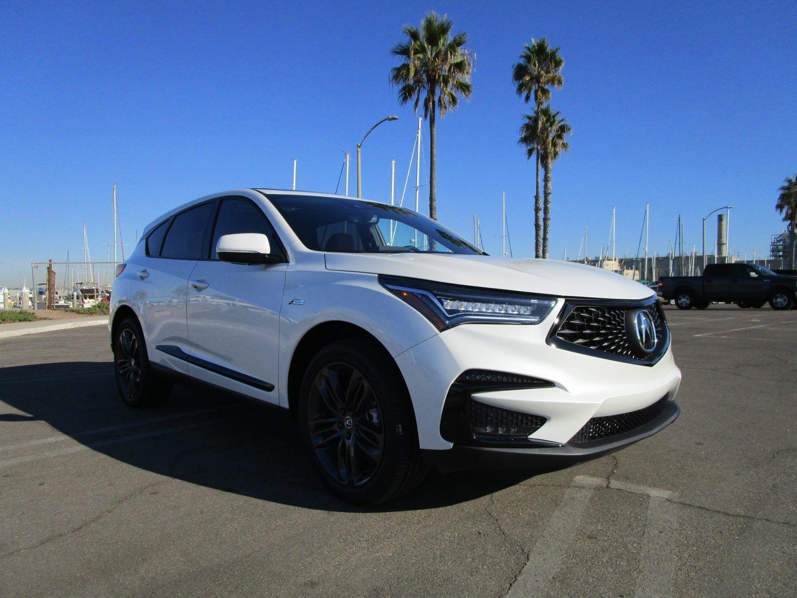2020 Acura Rdx A Spec Awd Car Revs Daily 26 Acura Rdx Awd Cars Awd