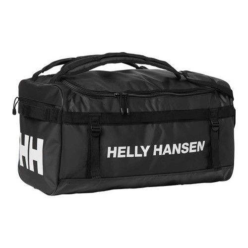 Helly Hansen New Classic Duffel Bag 50L - Black Waterproof   Products e15bb8f4e0