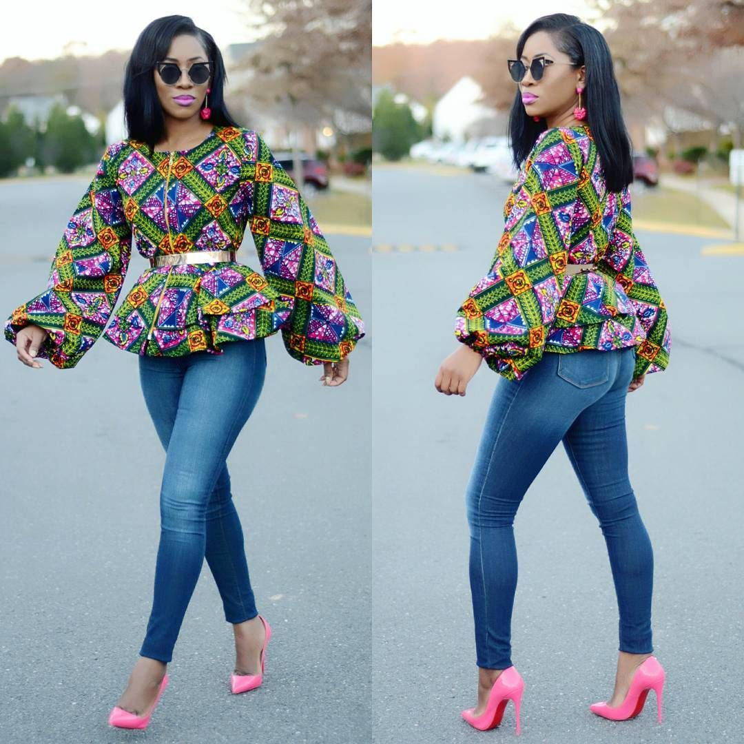 Checkout These Breath Taking Ankara Styles 2018 We Are