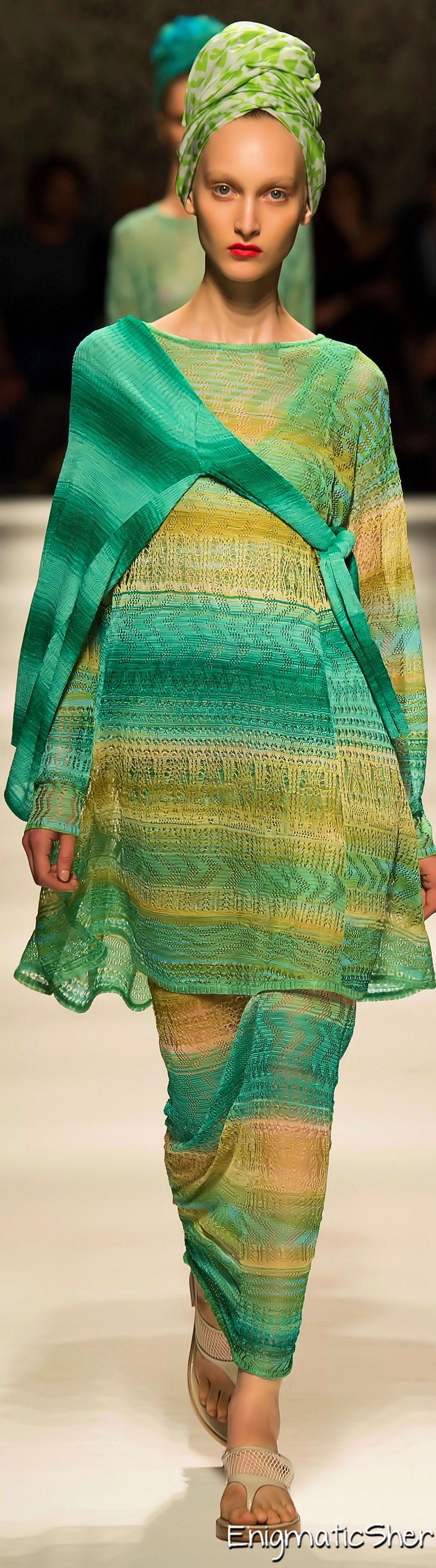 Missoni Spring Summer 2015 Ready-To-Wear