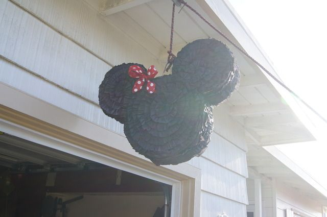 "Photo 10 of 53: Minnie Mouse / Birthday ""Meeska, Mooska, Abby Turned TWO-ska!"" | Catch My Party"