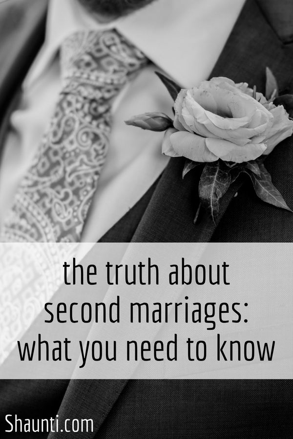 Second Marriages 3 Things You Need To Know For Women Only