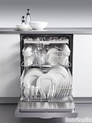 The Standing Space Between The Dishwasher And A Perpendicular