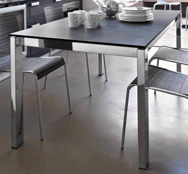 Laminate Wooden Expandable Table  Dining Tables  Pinterest Simple Laminate Dining Room Tables Design Decoration