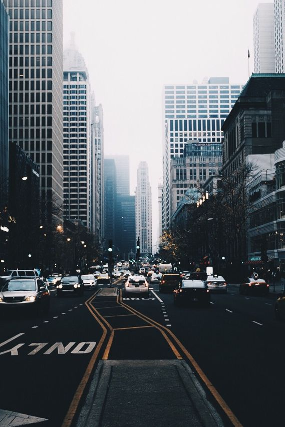 Busy Streets Of Nyc City Aesthetic City Photography Photo
