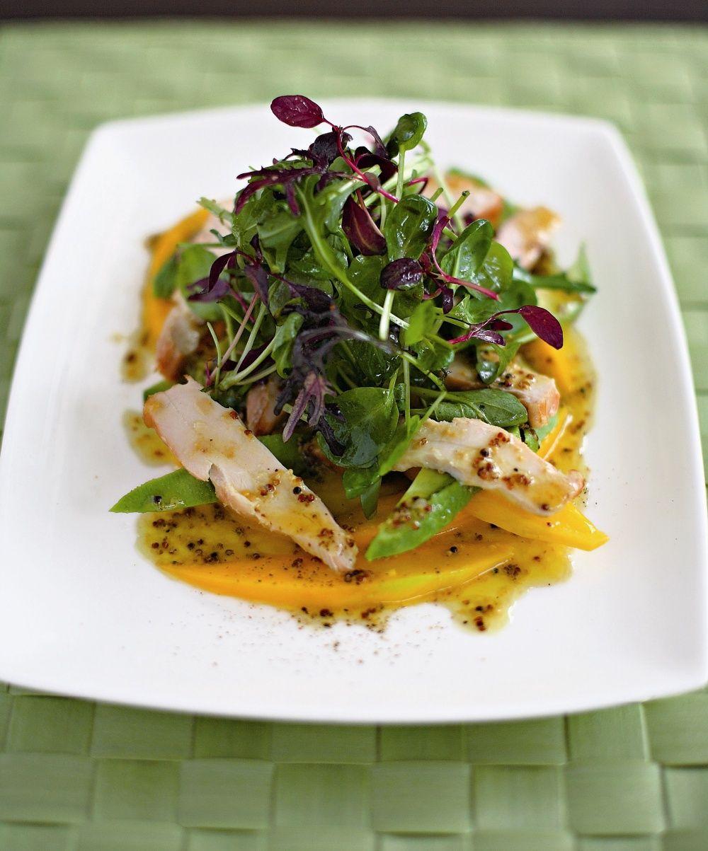 Chef Gordon Ramsay The Secret Romantic Project Wedding Blog Gordon Ramsay Recipe Smoked Chicken Salad Smoked Chicken