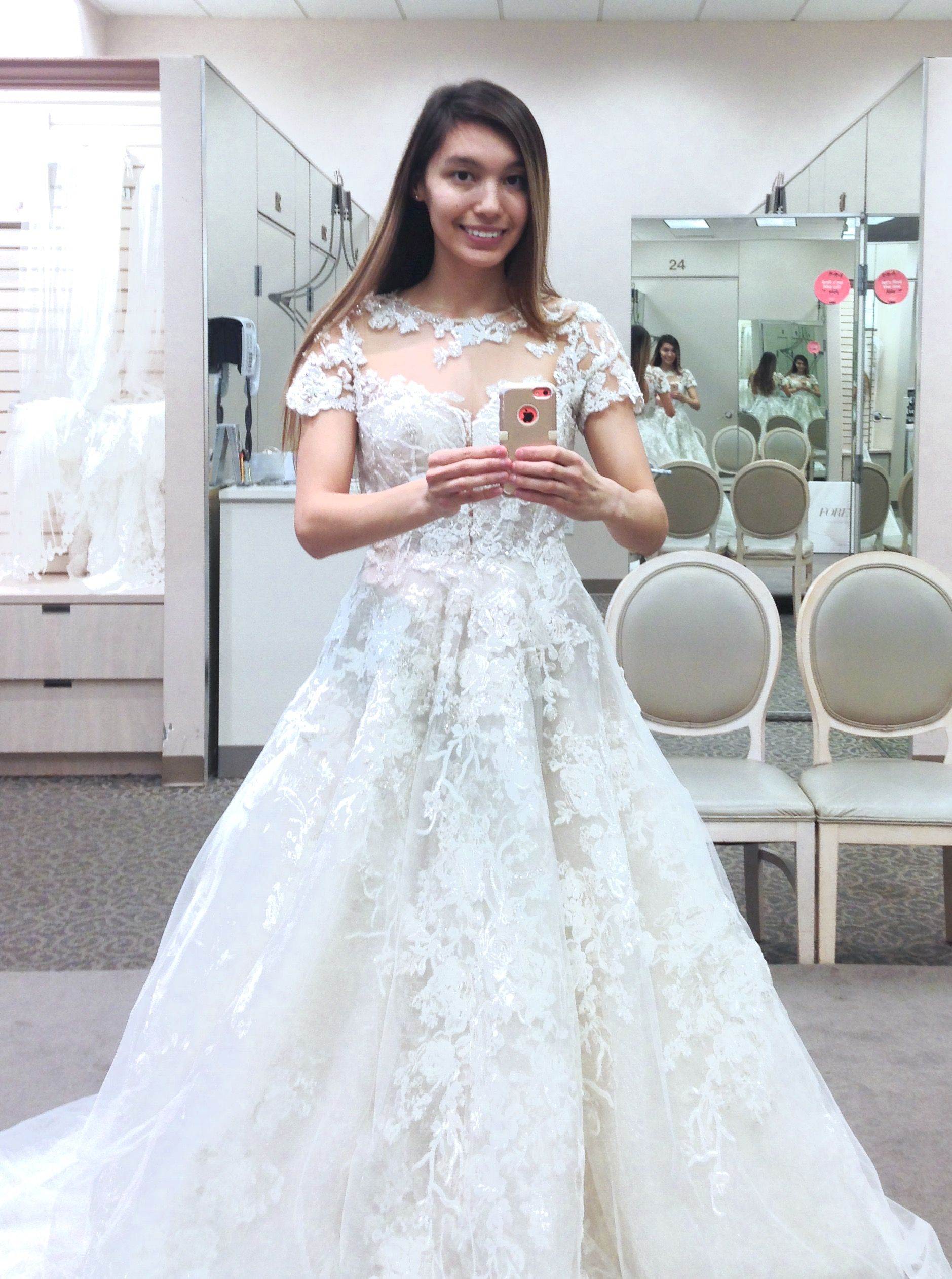 Style Cwg833 By Oleg Cassini 1 658 Lace Weddings Dresses