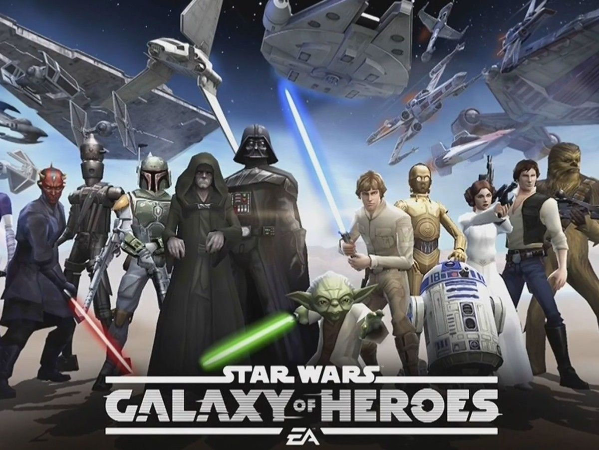 Download Star Wars Galaxy of Heroes for PC   Download mobile