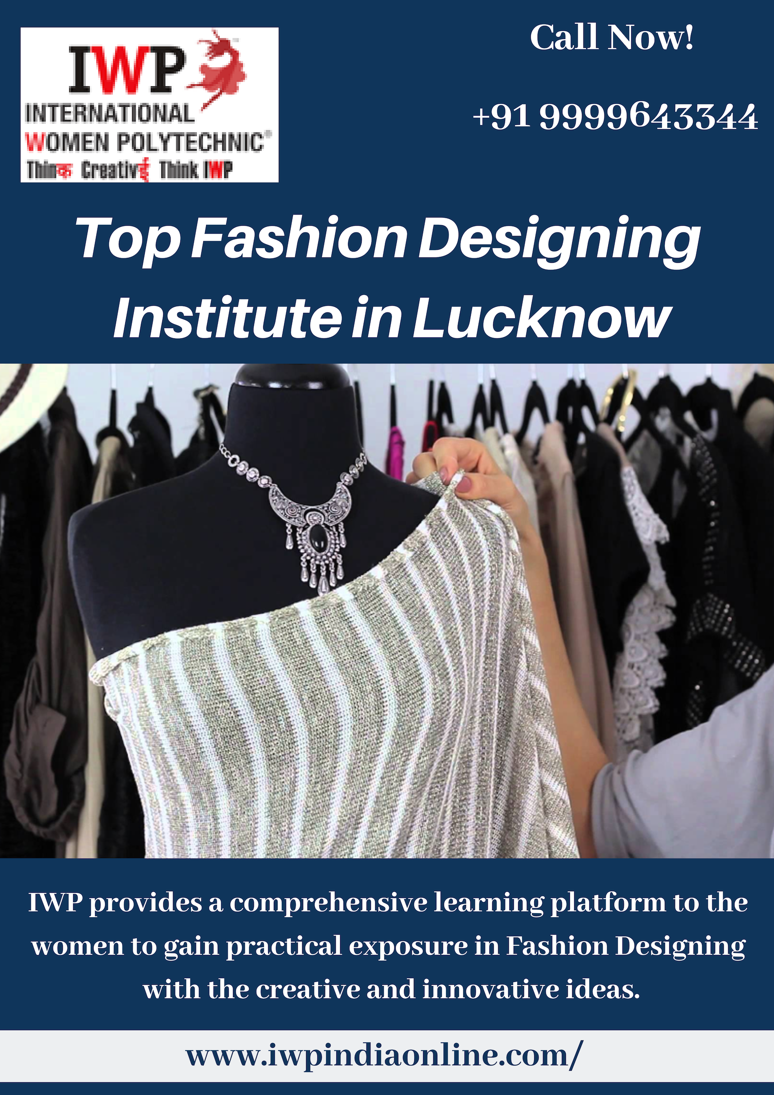 Fashion Designing Institute Lucknow Iwp Fashion Design Course Fees Classes With Images Fashion Designing Institute Fashion Designing Course Fashion Design